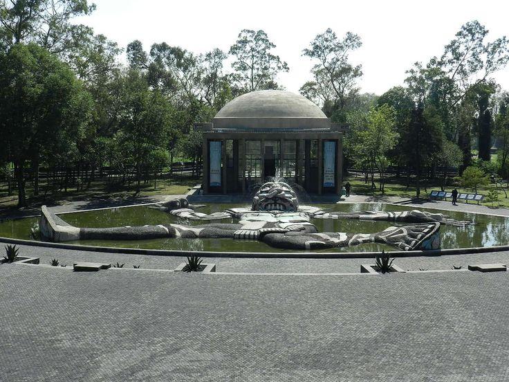 Cárcamo de Dolores, Bosque de Chapulepec, Cd. de México
