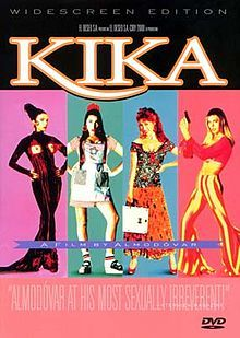 Kika: Movie Posters, Spanish Cinema, Almodóvar 1993, Comedy Movies, Movie Worth, Almodovar Foto, Pedro Almodóvar, 84 Kika, Almodovar Pedro