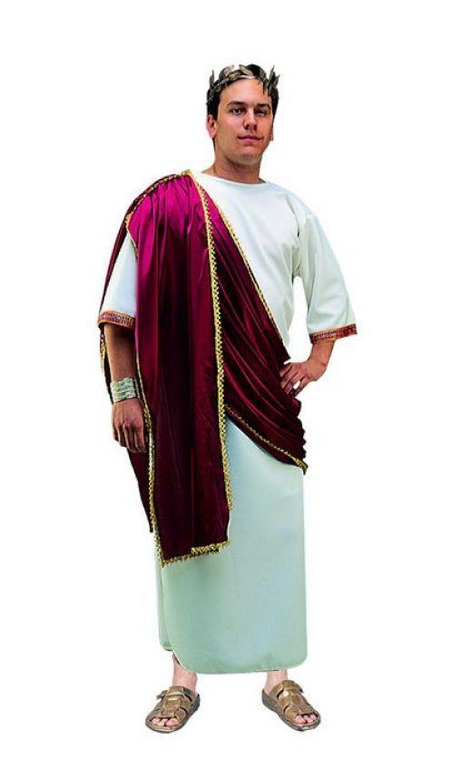 Roman toga costume for men  http://barnaclebill.hubpages.com/hub/TogaHalloweenCostumes