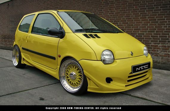 Renault Twingo Tuning 40 Twingo Tuning Coches Y Motocicletas