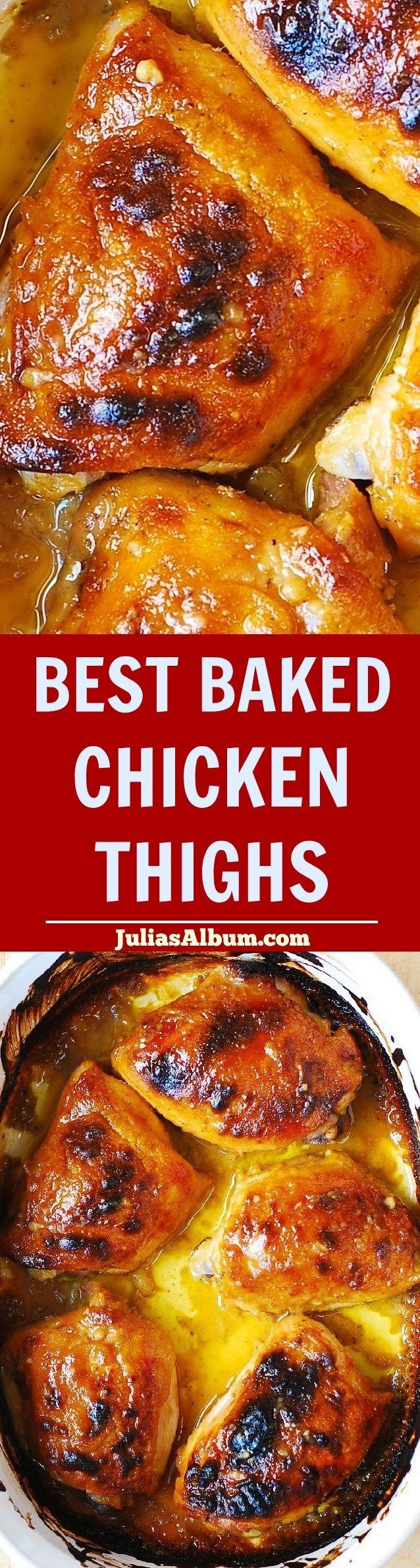 25 best chicken recipes ever