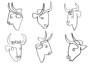 6-dessins-taureau.jpg (Image JPEG, 299 × 212 pixels)