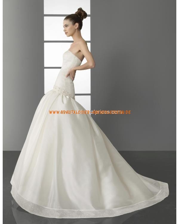 Unique designe Brautkleider im Meerjungfrauenstil mit Bolero kaufen 2013