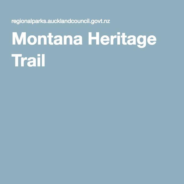 Montana Heritage Trail