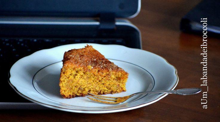 tort di carote #glutenfree