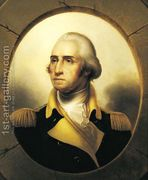 George Washington 1850  by Rembrandt Peale