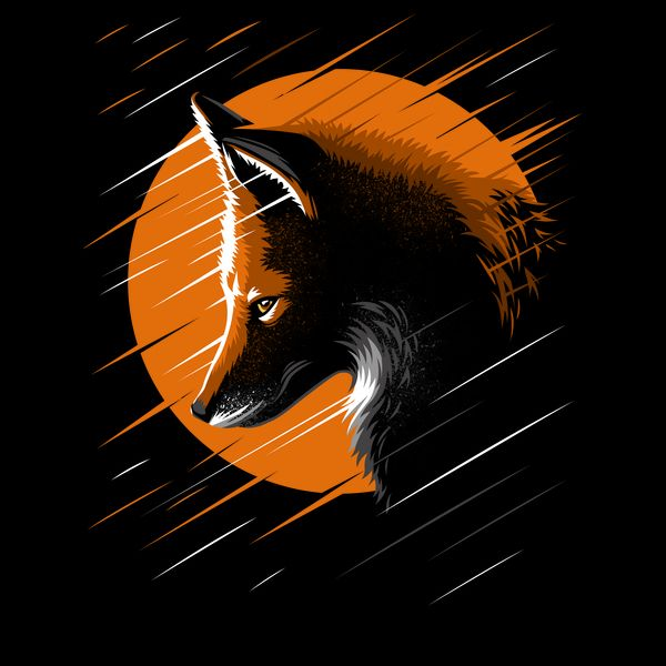 Rising Fox - NeatoShop