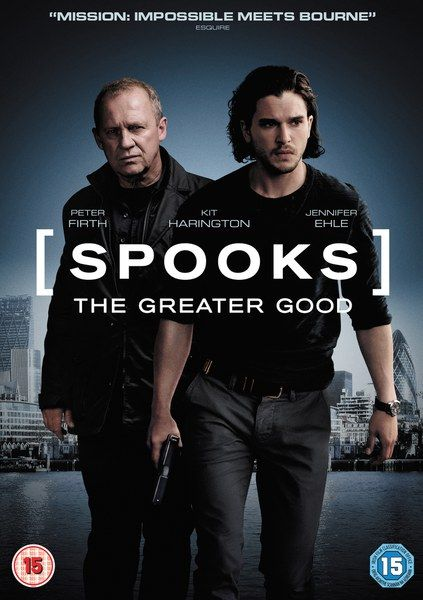 Spooks: The Greater Good.  -PROMO POSTER-