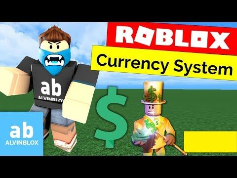 Roblox Currency Script System Tutorial - Monetise your Game