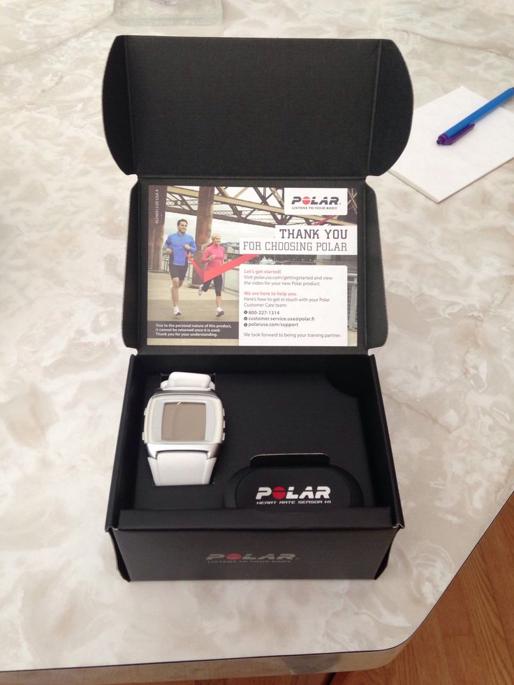 Polar ft60. This is a great tool to help during your workout. Knowing how many calories you burned is great, but most importantly you want to make sure your are staying in the proper heart rate zones to burn fat. This baby takes your weight, height, and age and factors out what your heart rate zone should be in 3 levels. Stick between zone 2 and 3 to get a great interval workout whether cardio or strength training. Use it and shed the pounds!