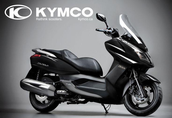 Kymco Downtown 300cc::