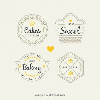 17 Best ideas about Bakery Logo Design on Pinterest | Bakery ...