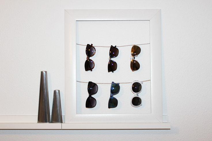 Ideas DIY para las gafas de sol