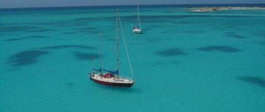 Navigare nel Caribe Nicolandra Sparkman e Stephens Alpa - 3 Cabine - 42 Piedi