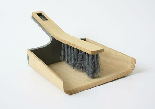 Alfred Broom and Dustpan   Tom Chludil
