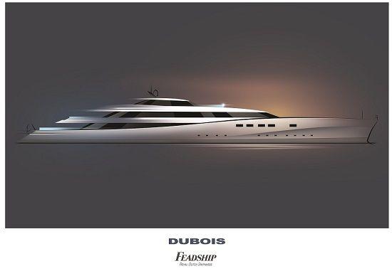 Dubois unveils 90 metre concept for Feadship - Design - SuperyachtTimes.com