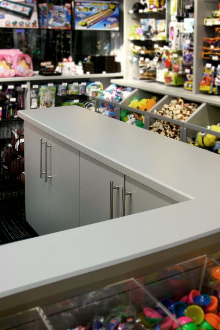 Spooky Nook Sports | Manheim PA Countertop Project