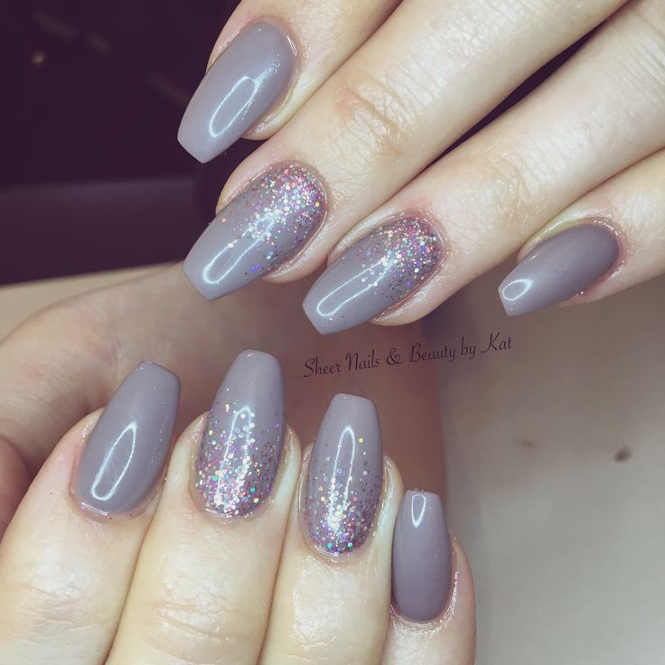 The gel bottle inc gel with magpie glitter Millie