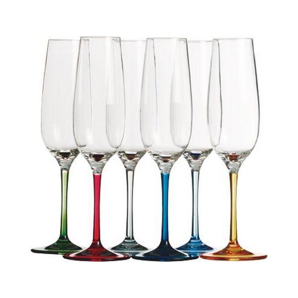 Бокалы для шампанского Marine Business 16703 230 мл 6 штук/комплект  - Артикул: 9515008440;  - Производитель: Marine Business;  - Страна произв-ва: Испания