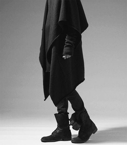 #fashion #black