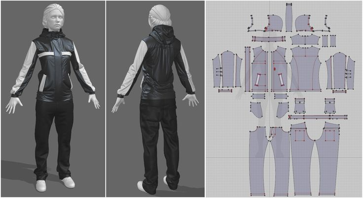Marvelous Designer Suit Download