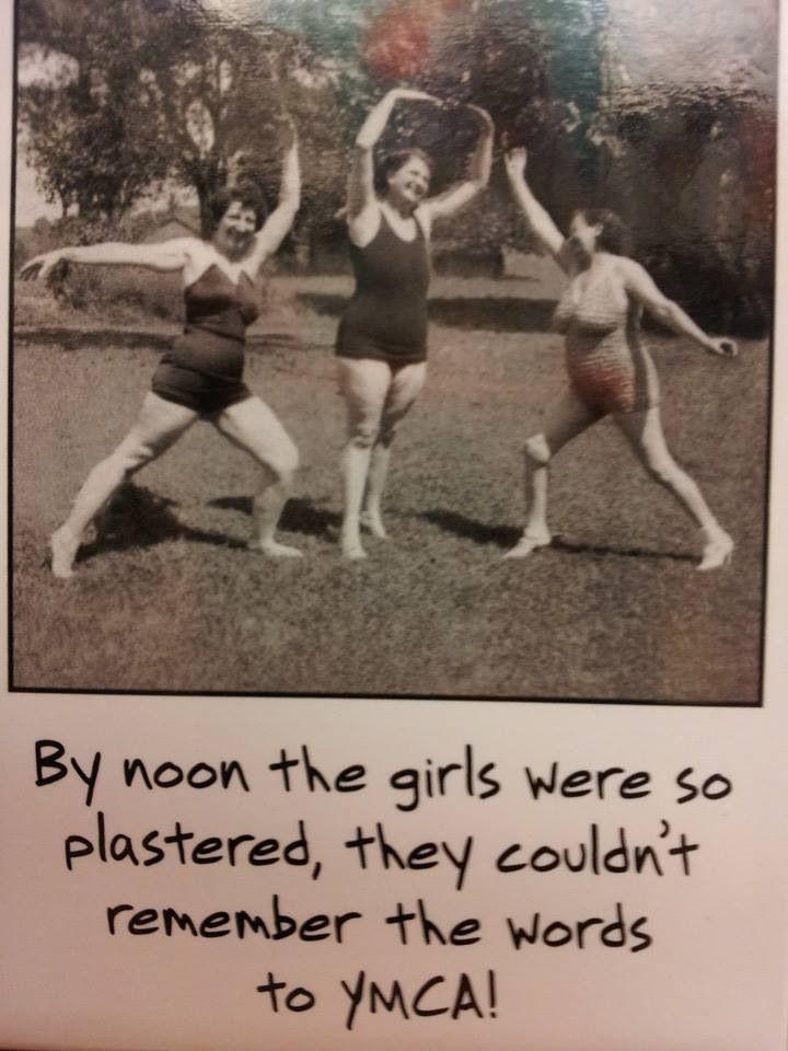 Drunk ladies