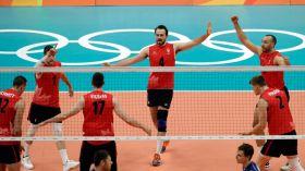 L'équipe canadienne de volleyball masculin est sortie vivante du tournoi à la…
