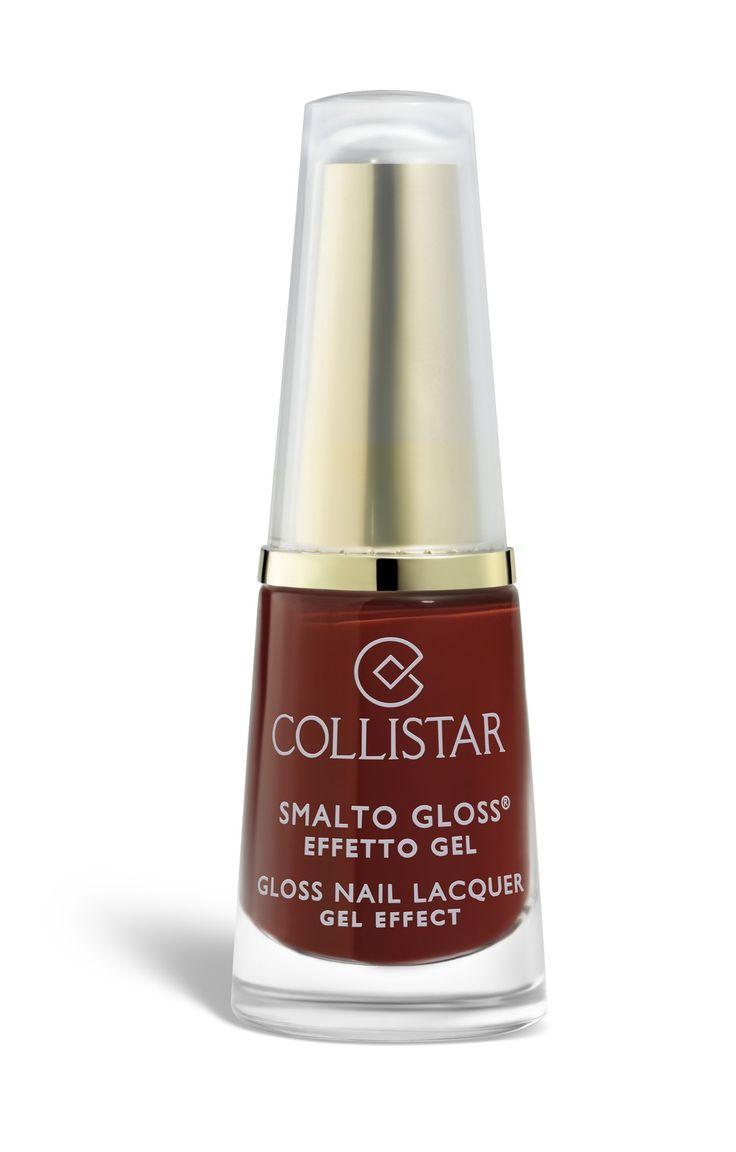 Smalto Gloss Effetto Gel n.583 Rosso Rubino#collistar #beauty #natale #christmas #makeup #nailart #unghie #smalto #nails #gloss #gel #rosso #red #rubino #ruby