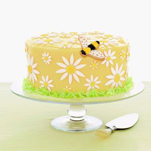 cute!  Spring Desserts - Tasty Recipes for Spring Desserts - Good Housekeeping