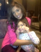 """Farrah waxes her 3yr old's unibrow and pats herself on the back for being """"a good mom."""""""