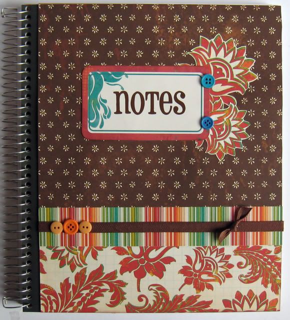 Altered Notebooks