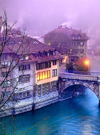 Unreal pic from Bern.