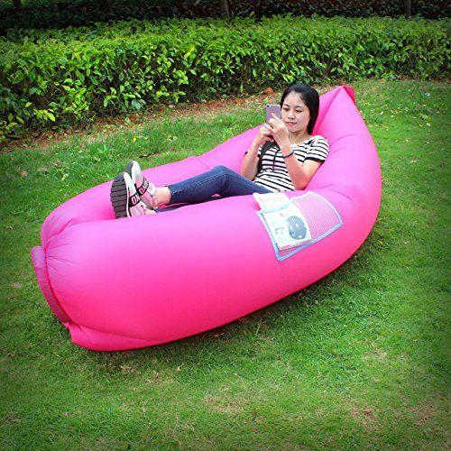 Inflatable Hangout Lazy Bag Sofa Lounger High Quality Nyl