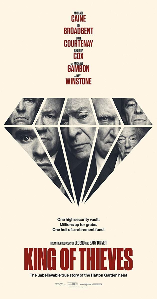KING OF THIEVES (2018) |       Posters / part 4 | Michael