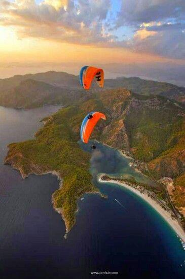Ölü deniz(Deat sea)-Fethiye-Türkiye