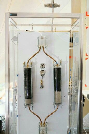 Shower Water Recirculation System