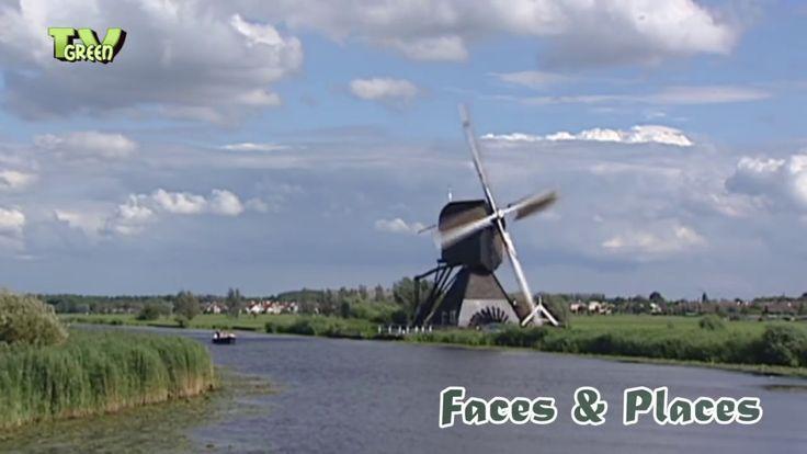 Elshout Mill Network at Kinderdijk