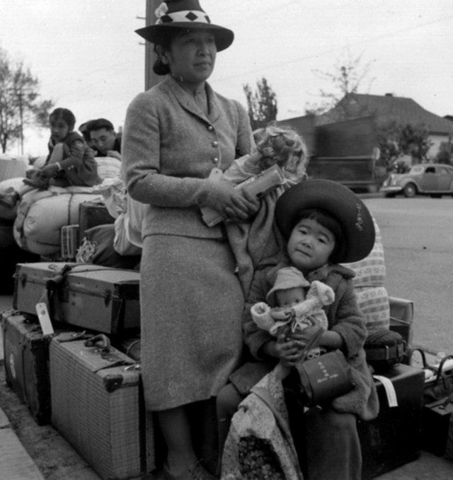 Newsweek Rewind: How We Covered the Internment of Japanese-Americans during WWII