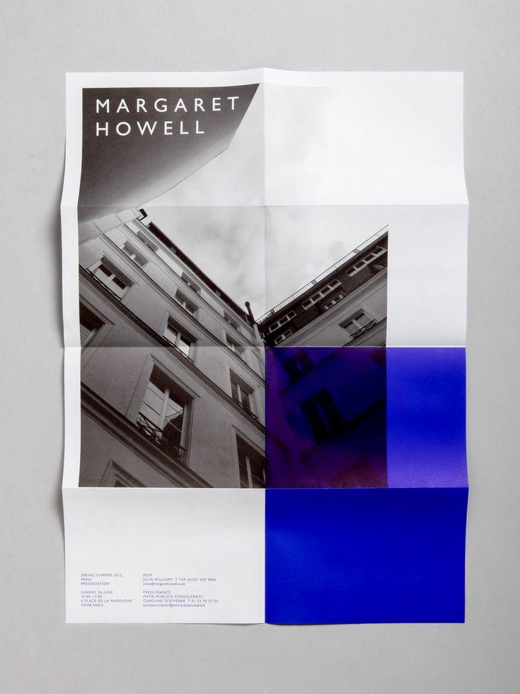 StudioSmall - Margaret Howell Invite