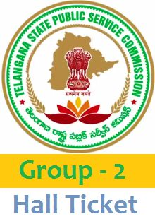 tspsc.gov.in Group-2 Hall Ticket 2016 Download - Manabadi Results - Manabadi Hall Tickets 2017