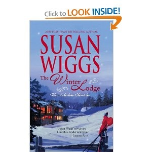 The Winter Lodge (Lakeshore Chronicles, Book 2) by Susan Wiggs. These series of the Lakeshore Chronicles are among her very very best.  Just wonderful.