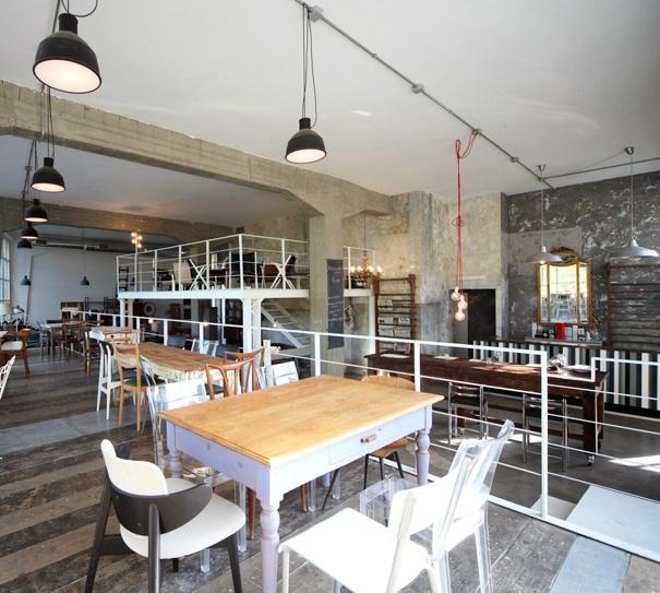 Lanificio159, Via di Pietralata 159/A  Good for concert, dinner, lunch !