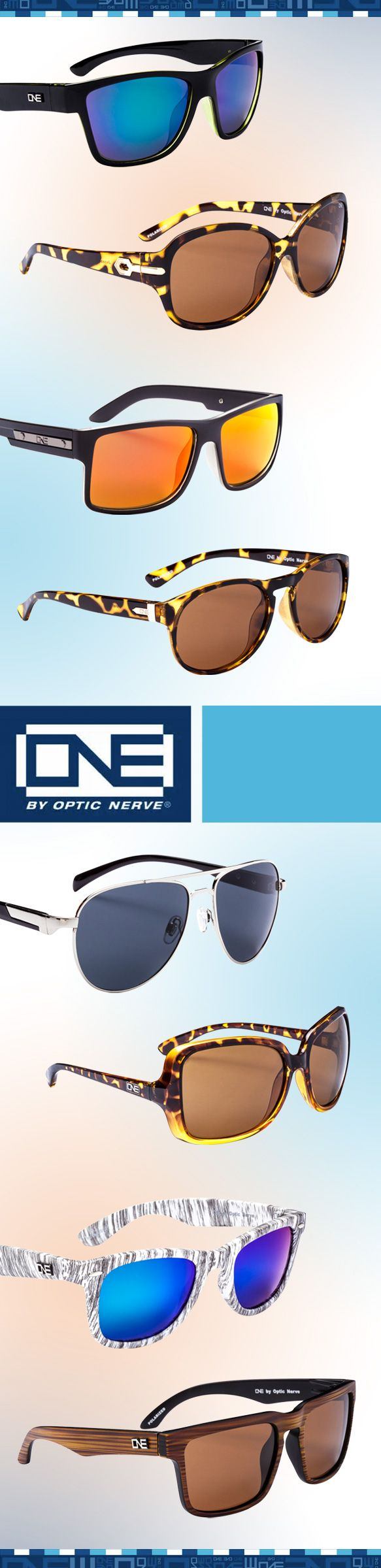 Introducing ONE by Optic Nerve: http://eyecessorizeblog.com/?p=6081: Optical Nerve