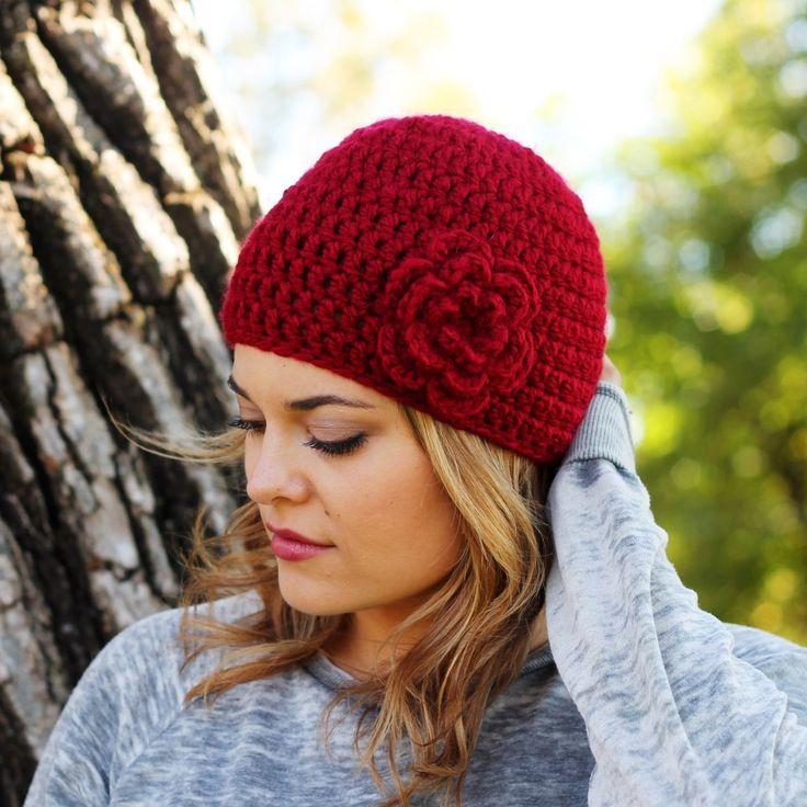 Easy Peasy Woman's Winter Hat ::Free Pattern:: | Easy ...