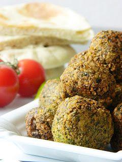 Dr Ola der Küche: Ägyptische Falafel (Ägyptische Falafel)