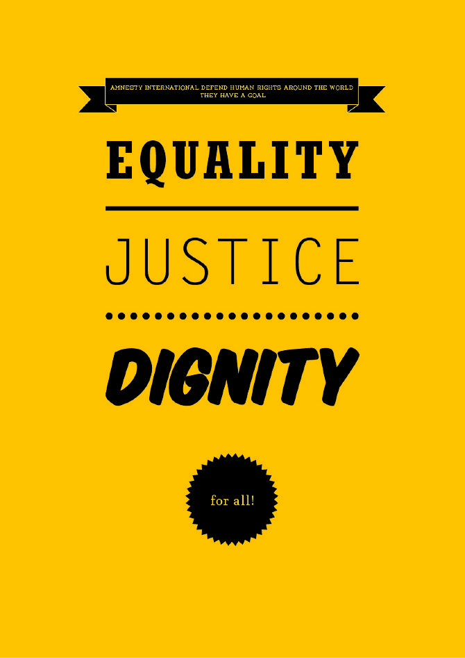 amnesty international posters - Google Search | Peter ...