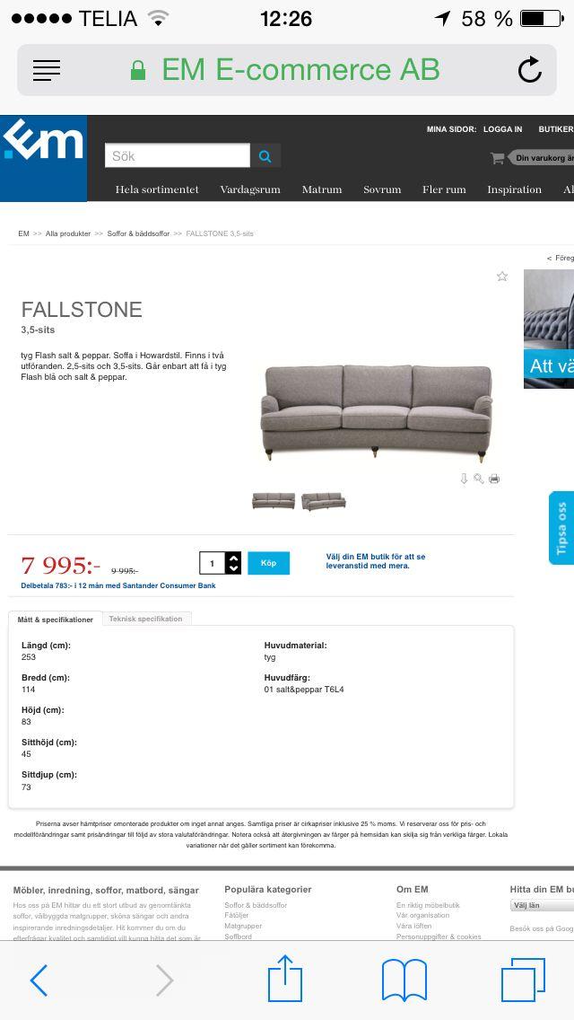Fallstone