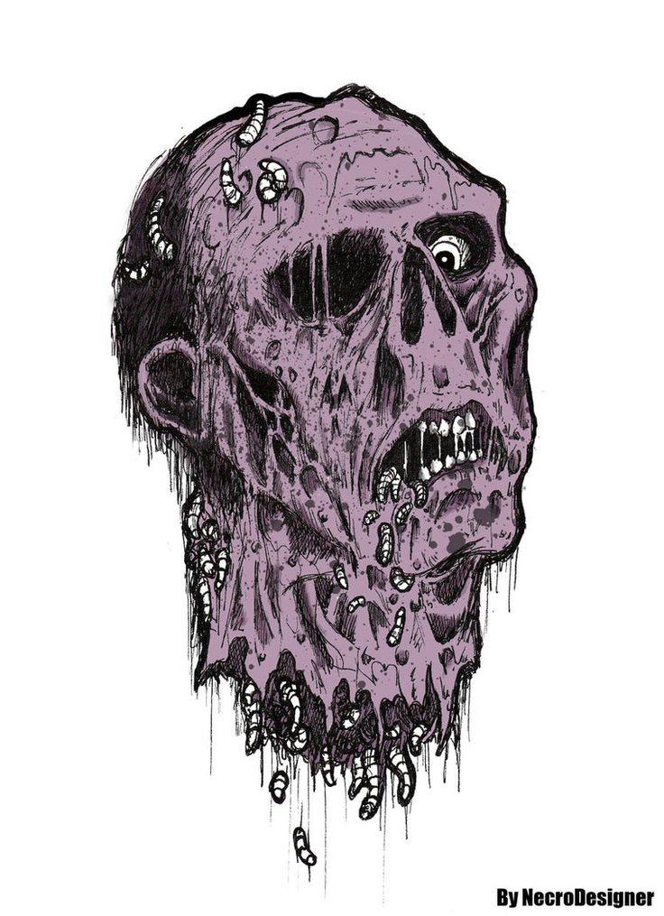 Mark Riddick - zombie