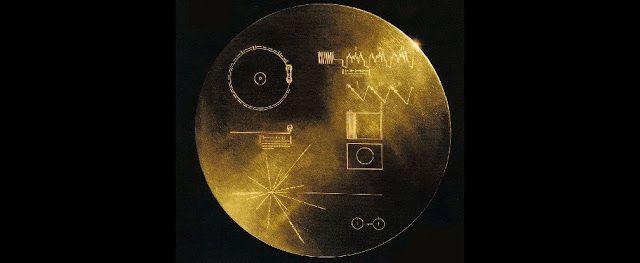 """Aperte o play: NASA faz upload das gravações do """"disco de ouro"""" da Voyager no soundcloud - Mistérios do Universo"""