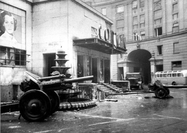 hungarian uprising of 1956 - Google Search